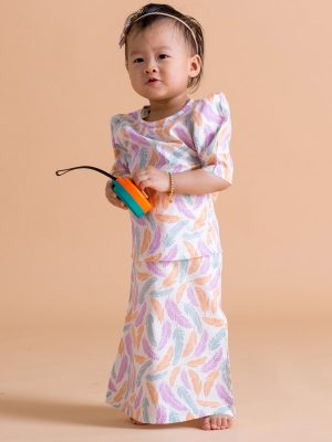 KIDS KURUNG PUFFY FK 2